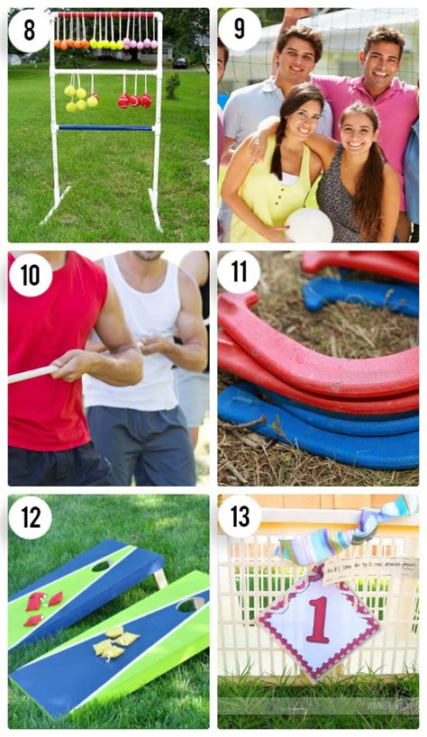 family backyard games 65 outdoor party games for the entire family