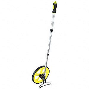 Measuring Wheel Digital Mwd300 komelon measuring wheel digital 8cy43 ew31 grainger