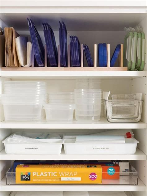 Ideas To Organize Kitchen Cabinets 25 best ideas about kitchen organization on pinterest