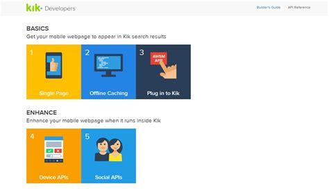 How Do I Find On Kik Image Gallery Kik Web App