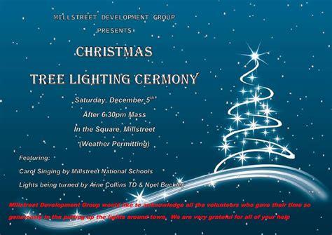 tree lighting ceremony tree lighting ceremony 28 images tree lighting