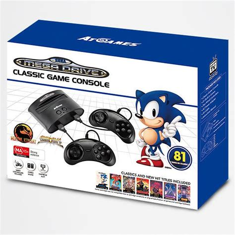 console sega mega drive sega mega drive classic console target australia