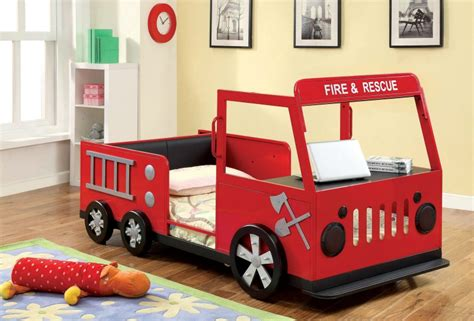 fire truck bed fire truck twin bed cm7767