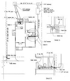 typical house plumbing layout house best design