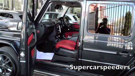 mercedes g wagon g350 amg bluetec in depth interior and