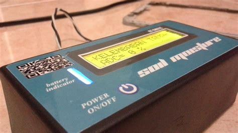 Alat Pengukur Ph Air Yang Akurat sensor kelembapan tanah alat untuk mengukur ph tanah