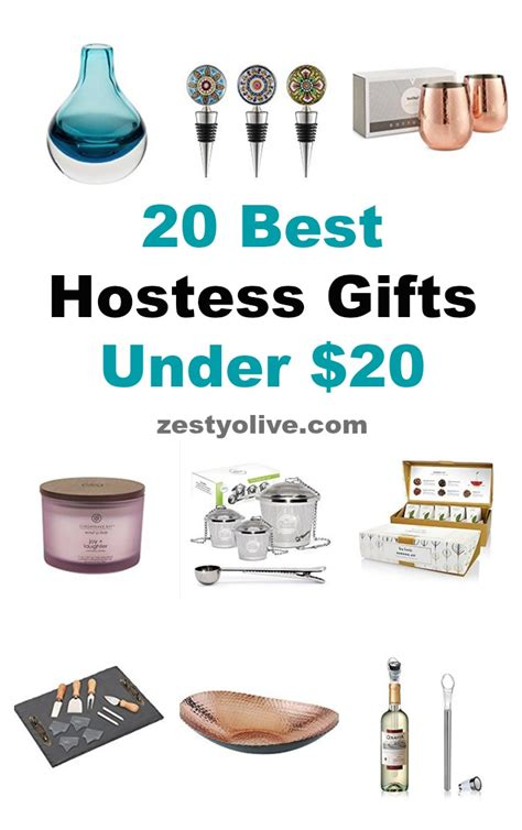 best hostess gifts 2016 20 best hostess gifts under 20 zesty olive simple
