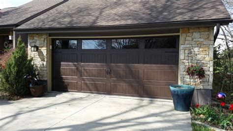 gallery collection clopay garage doors  windows double