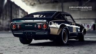 Nissan Skyline 1972 Scalecarphotography 187 Archive 187 1972 Nissan