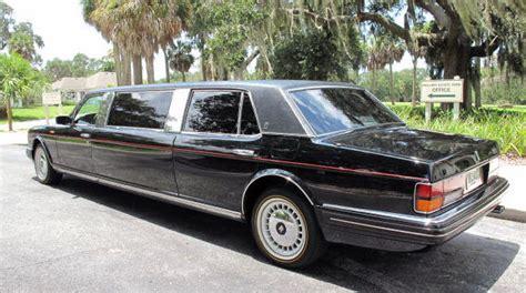 rolls royce silver spur iii 1996 rolls royce silver spur iii limousine f12