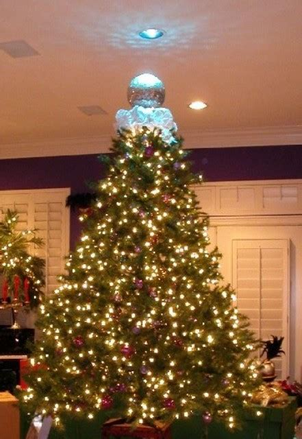 disco ball tree topper america at home photo gallery 1