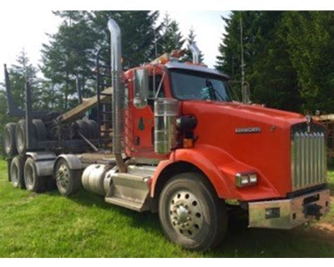 kenworth for sale wa kenworth logging trucks in washington for sale used trucks
