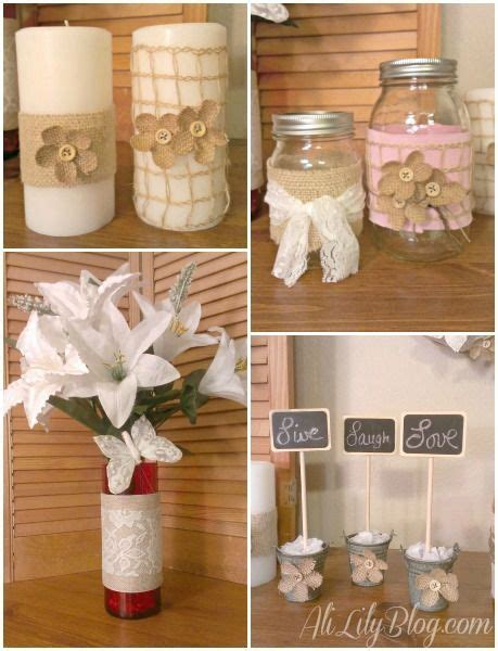 easy diy home decor with david tutera casual 17 best images about david tutera casual elegance on jar gifts casual