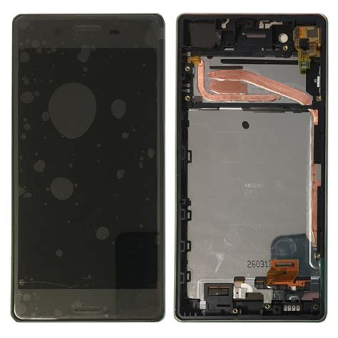 Lcd 1set Touchscreenframe Sony Xperia E3 Original sony display lcd complete with frame for xperia x f5121 f5122 ebay