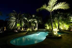 Sarasota Landscape Lighting - landscaping sarasota florida with tropical palm trees sarasota secret gardens
