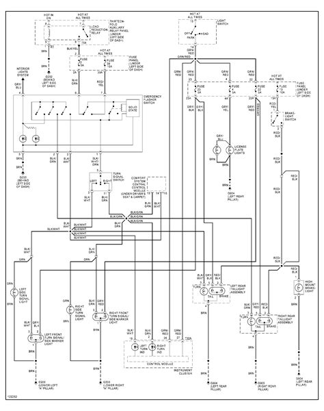 vw light switch wiring wiring diagram with description