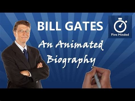 mini biography bill gates mini bio bill gates doovi