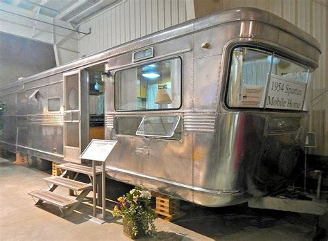 1954 spartan one of the jazziest early tiny homes