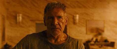 blade runner 2049 explores the ethical considerations that technology presents says harrison ford