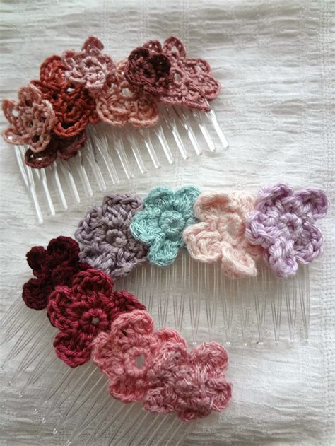 free patterns and instruction on making flower hair clips top 10 free patterns for stylish knitted crocheted