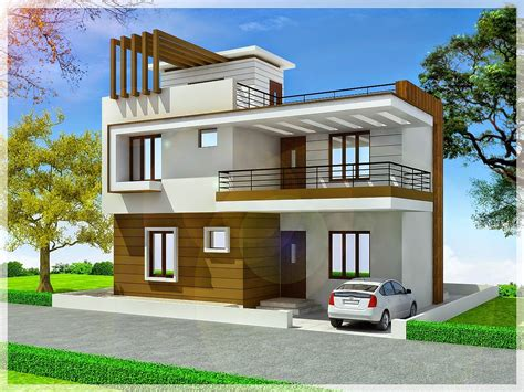 duplex housing house plan and design drawings provider india duplex