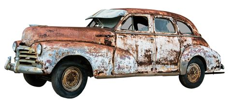 wrecked car transparent oldtimer rusty old car 183 free photo on pixabay