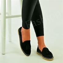 Image result for tassle loafer pump women
