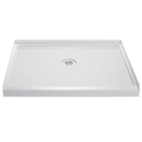 30 X 36 Shower Base by Dreamline 48 X 36 Slimline Single Threshold Shower Base