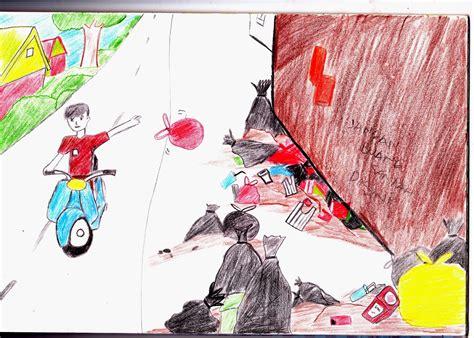 animasi 2d jangan buang sah sembarangan gambar kartun anak membuang sah sembarangan top gambar