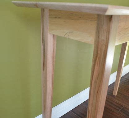 Shaker Style Sofa Table by Made Shaker Style Sofa Table By Thompson Heritage
