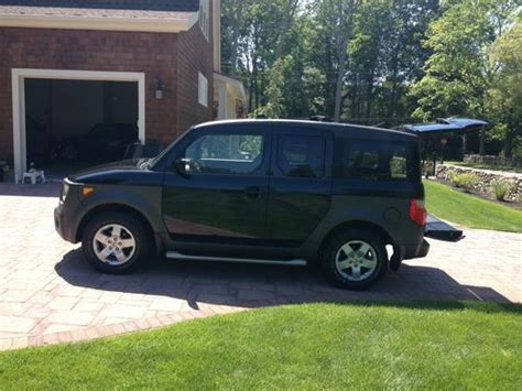 2004 Honda Element Roof Rack by Purchase Used 2004 Honda Element Ex Roof Rack Running Boards Sunroof Fog Lights In Bristol