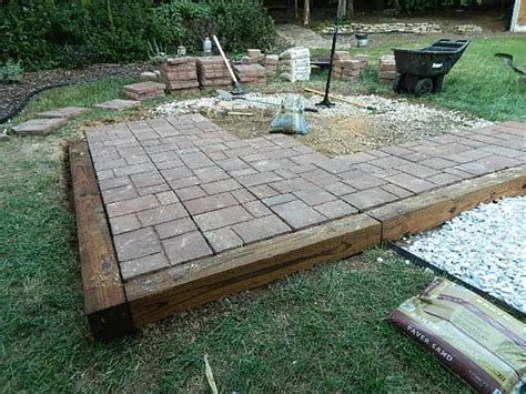 Paver Patio Base Paver Patio Base Home Design Ideas And Pictures