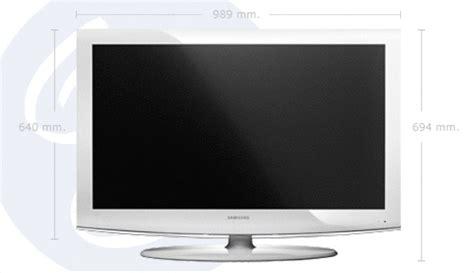 Tv Lcd Merk Samsung Bol Samsung Lcd Tv Le40a455 40 Inch Hd Ready Elektronica