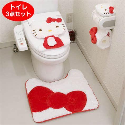 hello kitty bathroom sets hello kitty toilet set your kid will love it