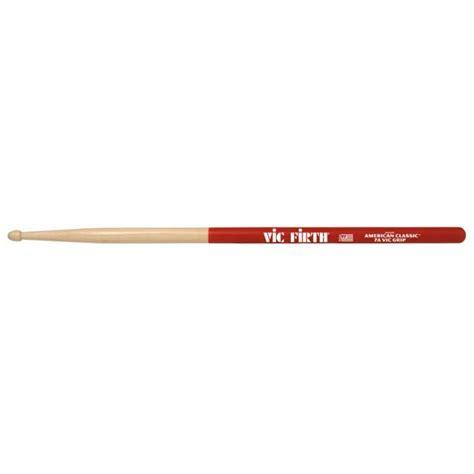 Stick Drum Vic Firth American Classic 5b White Wood Tip vic firth american classic 7anvg grip drumsticks