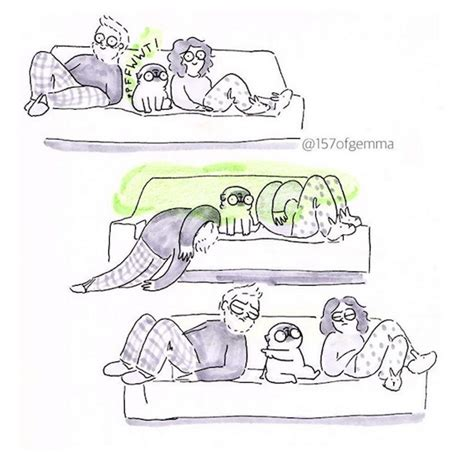 living with a pug humorous comics illustrate what is like living with a pug designtaxi