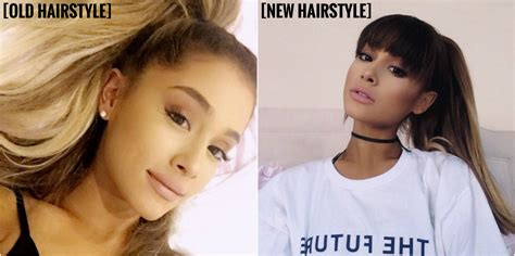 how to do the grande hairstyle grande new haircut 28 images grande rocks a new