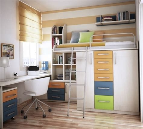 Bunk Bed With Closet Underneath 16 Totally Feasible Loft Beds For Normal Ceiling Heights