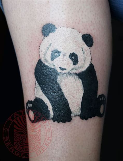 panda tattoo 363 best images about panda tattoos on