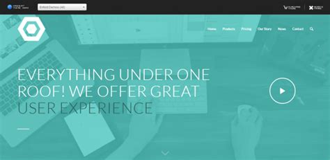enfold theme header color listed best drag and drop wordpress themes for your e