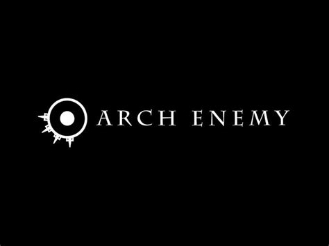arch enemy logo arch enemy khaos legions pinterest