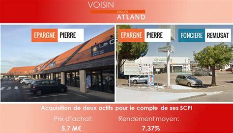 Cabinet Voisin by Cabinet Voisin R 233 Alise Deux Acquisitions Pour Le Compte De