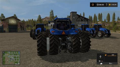 T 8 Ls by New T8 V3 0 For Ls17 Farming Simulator 2017 Mod