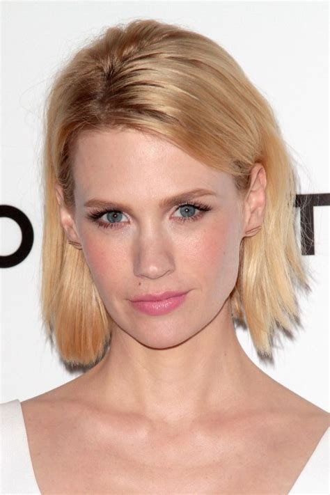 january jones actress hairstyles 100 celebrity short hairstyles for women pretty designs