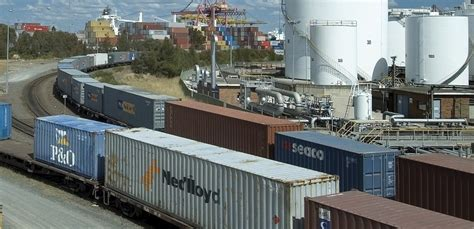 rail port shuttles growing trend in europe rail express