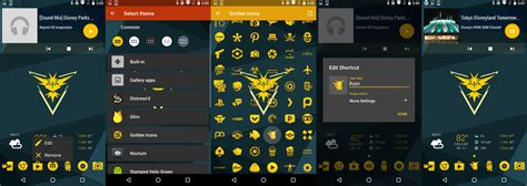 nova launcher themes pokemon be the very best with these custom pok 233 mon go themes for