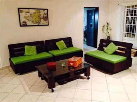 pallet living room diy pallet wood plans recycled things