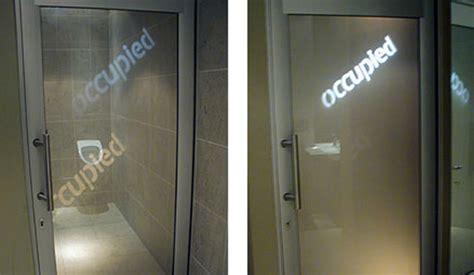electric privacy glass bathroom super smart privacy glass inhabitat green design