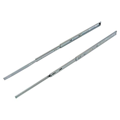 10 in extension bearing side mount drawer slide