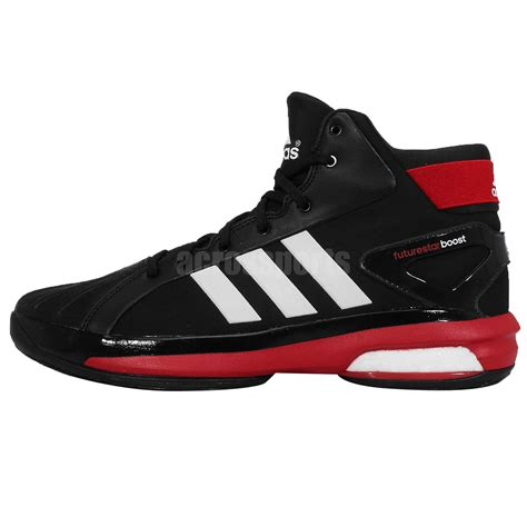 adidas basketball shoes ebay adidas futurestar boost black white mens basketball
